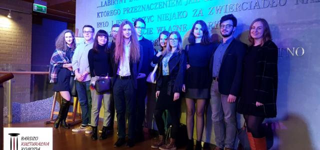 """29 listopada – """"Niezatańczone Tango"""" w Teatrze Polskim"""