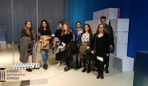 """Wystawa """"Utrata równowagi"""" w Centrum Sztuki Współczesnej Zamek Ujazdowski"""